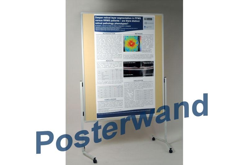 Posterwand